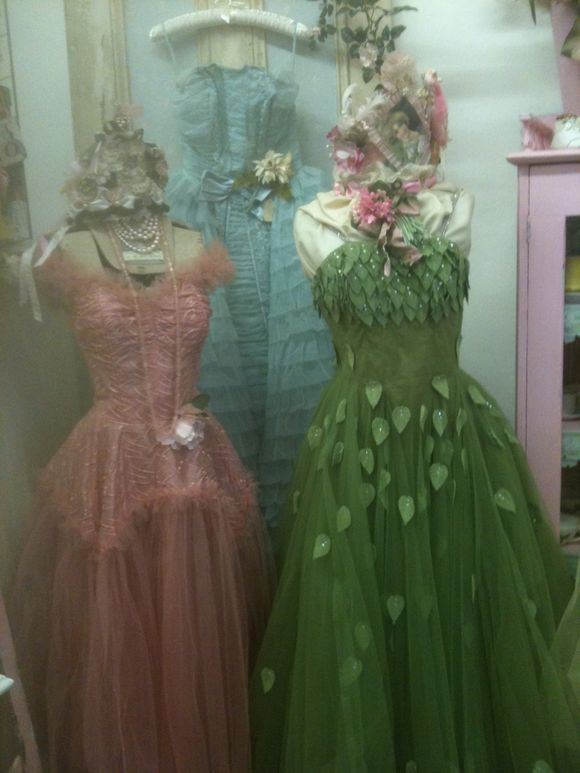 Vintage Prom