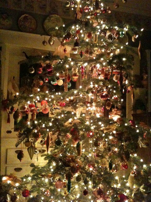 Decorating my tree