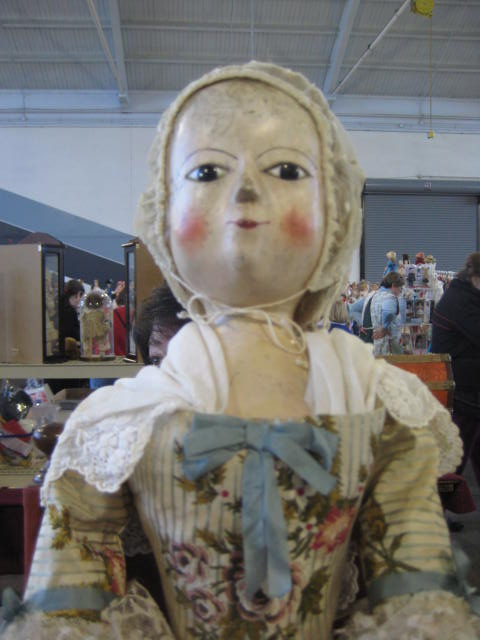Doll show and Sac Flea Market 195